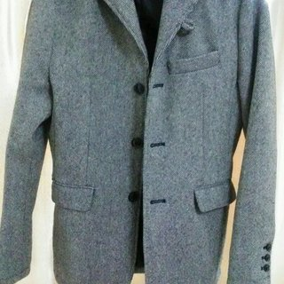 ●美品中古ジャケットコート●