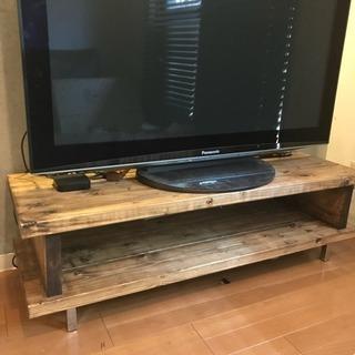 売ります  目黒通り家具屋にて特注した TVボード TV台 ローボード