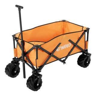 キャリーワゴン  容量122L 耐荷重100kg 自立可能 キャリ...