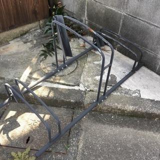 自転車ラック 3台用