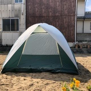 【値下げ】CAMPMANドームテント