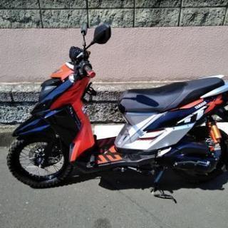 タイヤマハ TTX115
