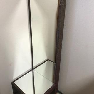 クワイエットアワーズ 定価10万円 ドレッサー 鏡 ミラー