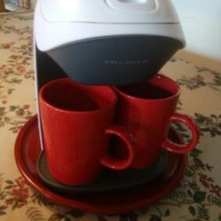 値下げ中 未使用 コーヒーメーカー recolte GRAND ...