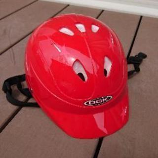 自転車幼児ヘルメット