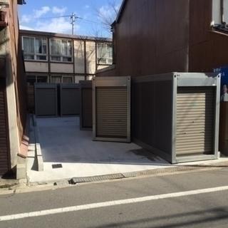 残り2部屋 西成区 天下茶屋店 バイクコンテナ バイクスペース ...