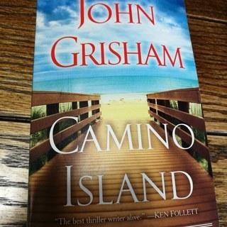 【洋書】Camino Island by John Grisham