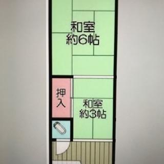 堺市堺区香ヶ丘4丁の2k賃貸募集です