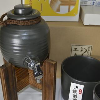 お家で本格焼酎サーバー😍✨✨✨✨未使用保管品