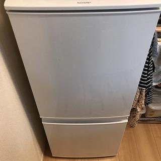 2015年製 SHARP  冷凍冷蔵庫