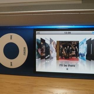 iPod nano第5世代8GBブルーBlue