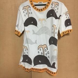 USPPTシャツ M【USED】