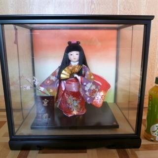 弥生人形 紫峰作「京雅」 ひなまつり 桃の節句