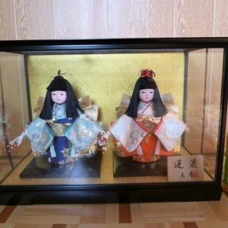 弥生人形 大峰作「蓬莱」 ひなまつり 桃の節句