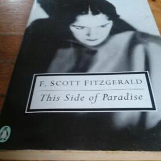 スコット フィッジラルド This Side of Paradi...