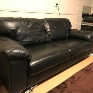 3人掛けソファー、引き取り可能な方のみ