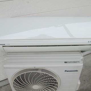 パナソニック 冷暖房エアコン 2.2kw