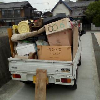 不用品や少々のゴミなど引き取ります。1000円〜。 - 不用品処分