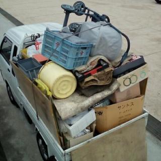 不用品や少々のゴミなど引き取ります。1000円〜。 - 地元のお店