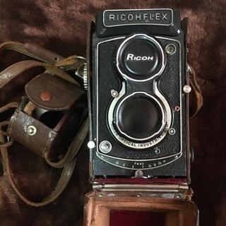 RICOHFLEX 二眼レフカメラ