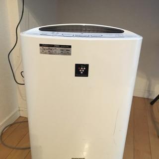 空気清浄機をお譲り致します プラズマクラスター7000SHARP