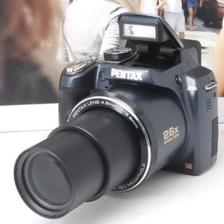 ★驚異の676mm超望遠★スマホに送れる★ペンタックス X90 ゆ...