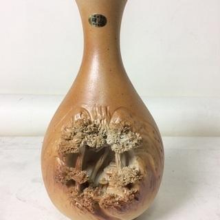 砥部焼 曙山 田辺製陶 花瓶