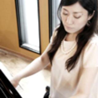 ピアノレッスン生徒募集(初心者歓迎)
