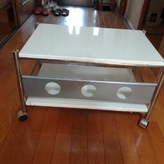 キッチン ワゴン テーブル