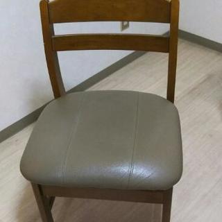 【本日21時までの連絡限定】椅子1脚貰って下さい