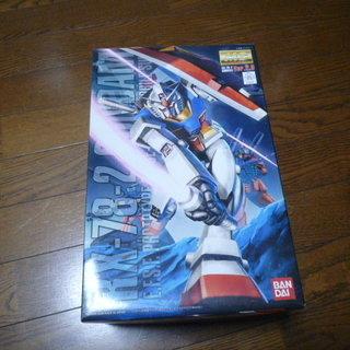 プラモデル RX-2-78 GUNDAMガンダム Ver.2.0...