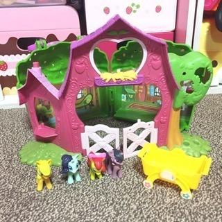 マイリトルポニー ハウス おもちゃ