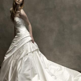 値下げしました。プロノビアス  PRONOVIAS☆ウェディングドレス