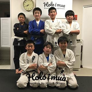 キッズ柔術クラス 時間拡大のお知らせ さいたま市北区宮原の格闘技...
