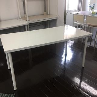 IKEA LINNMON / ADILS テーブル 75cm×150cm