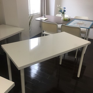 IKEA LINNMON / ADILS テーブル 60cm×120cm