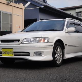 平成13年トヨタ マークIIクオリス2.5 ツアラーエディション