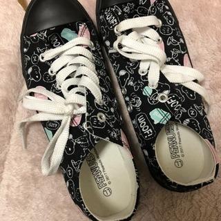 未使用の靴
