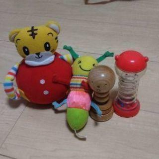 こどもちゃれんじセット!【写真参照】・赤ちゃんおもちゃセット価格...