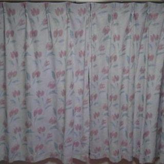 遮光カーテンをお譲りします。