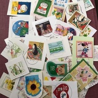 【9/11更新】使用済み切手を譲ってください