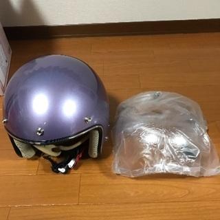 バイクヘルメットです