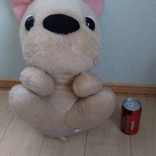 ぬいぐるみXL・The Dog