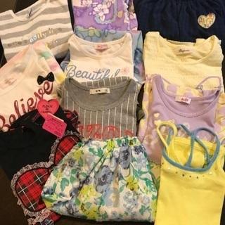 【取引中】子供服 女の子 140 夏服