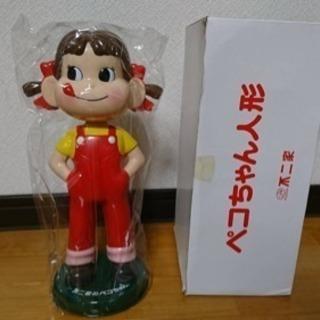ペコちゃん 人形