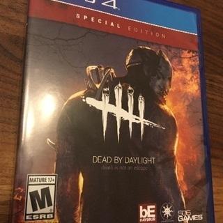 PS4 デッドバイデイライト