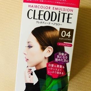 クレオディーテ 白髪染め ヘアカラー 04