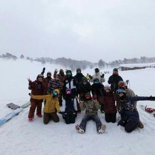 28日スノーボード行きます!