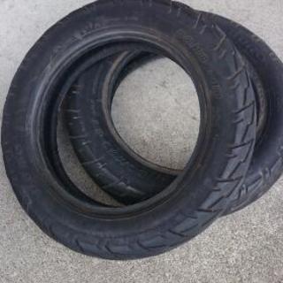 中古タイヤあげます。残り1本です。