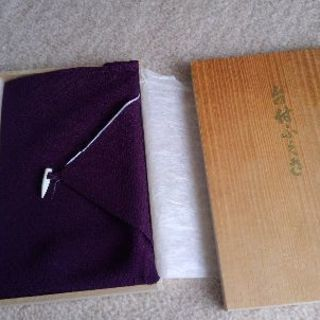 木箱入り金封包み(ご祝儀/慶弔)ふくさ